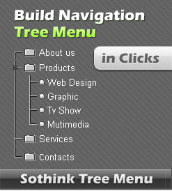 Sothink Menu Builder