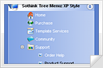 Collapsible Tree Menu
